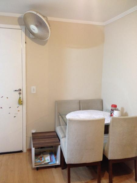 Santo André: Oportunidade! Apartamento Mobiliado 57 m² em Mauá - Parque São Vicente 4