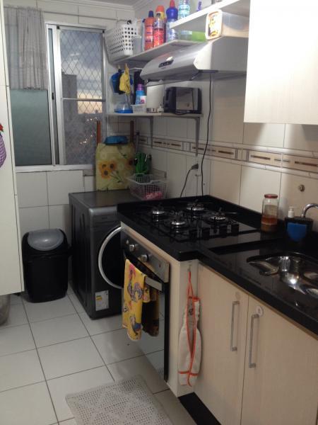 Santo André: Oportunidade! Apartamento Mobiliado 57 m² em Mauá - Parque São Vicente 5