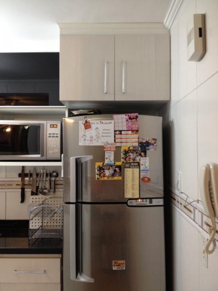 Santo André: Oportunidade! Apartamento Mobiliado 57 m² em Mauá - Parque São Vicente 6