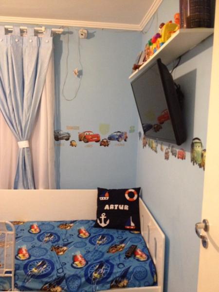 Santo André: Oportunidade! Apartamento Mobiliado 57 m² em Mauá - Parque São Vicente 8