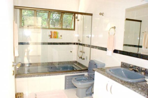 Curitiba: Residência em condomínio - Ampla área verde- Acesso fácil à todas as regiões - PISCINA c/cascata 21
