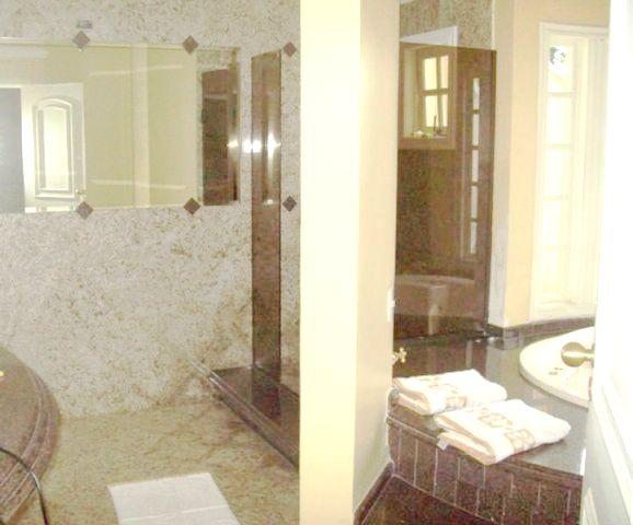 Curitiba: Em Condomínio com 40.000m². - Próx. Parque Tanguá - 4 Suites - Piscina privativa 17