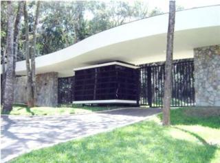 Campo Comprido - Residência em Condomínio sem uso - 4 Suites - terreno 2.100m².