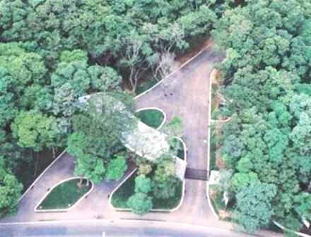 Curitiba: Campo Comprido - Residência em Condomínio sem uso - 4 Suites - terreno 2.100m². 2