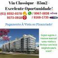Brasília: Apartamento Via Classique - 85m2 c/suite - Excelente oferta