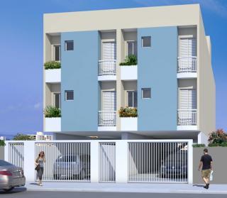 Cobertura Sem Condomínio 80 m² em Santo André - Parque Novo Oratório.