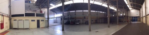 Santo André: Galpão Industrial 2.172 m² no Ipiranga - São Paulo. 10
