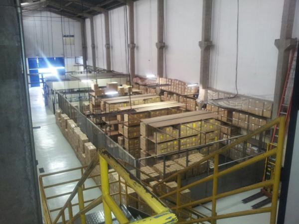 Santo André: Galpão Industrial 2.172 m² no Ipiranga - São Paulo. 2