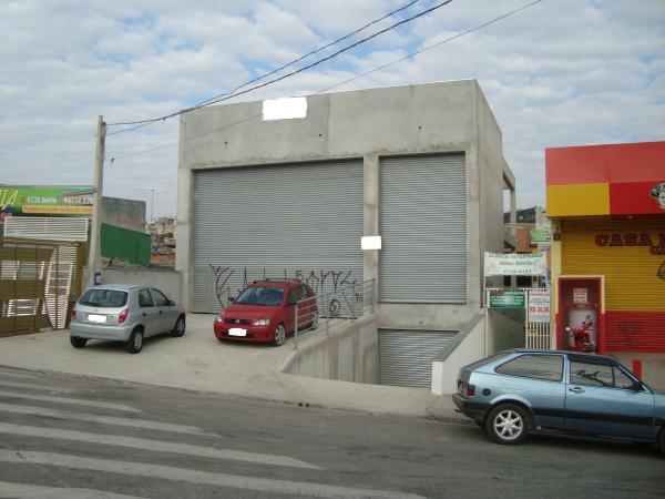 Santo André: Salão Comercial - Suzano 3