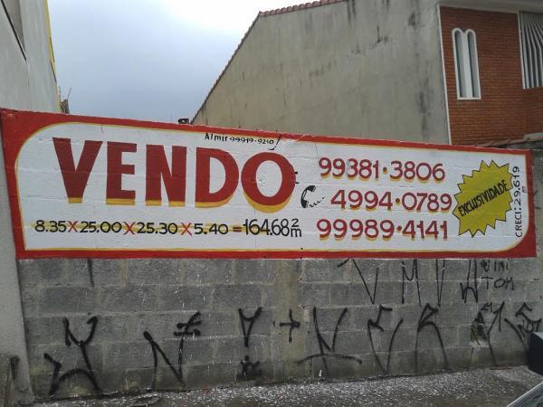 Santo André: Terreno - Santo André 2