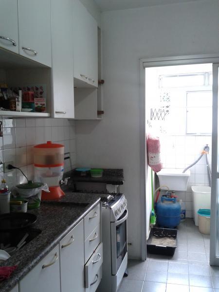 Santo André: Apartamento 2 Dormitórios 54 m² em Santo André - Vila Lutécia. 3