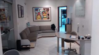 Sala Comercial 140 m² no Centro de Santo André.