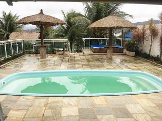 Casa C/ Piscina, Pomar, Viveiros, Lagos, Com Área De Lazer Completa Em Maricá