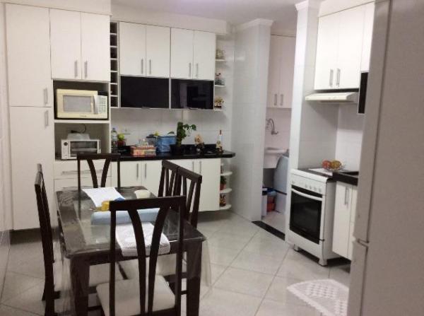 Santo André: Sobrado 3 Dormitórios em Condomínio Fechado 122 m², Santo André - Jardim Stella. 3