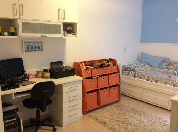 Santo André: Sobrado 3 Dormitórios em Condomínio Fechado 122 m², Santo André - Jardim Stella. 6