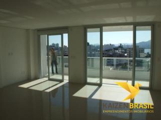 Palhoça: Apartamento com 2 dormitorios sendo 3 suites, 4 vagas de garagem, academia 1
