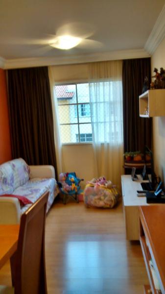 Santo André: Apartamento 2 Dormitórios 56 m² Jardim Santo André - Santo André. 2