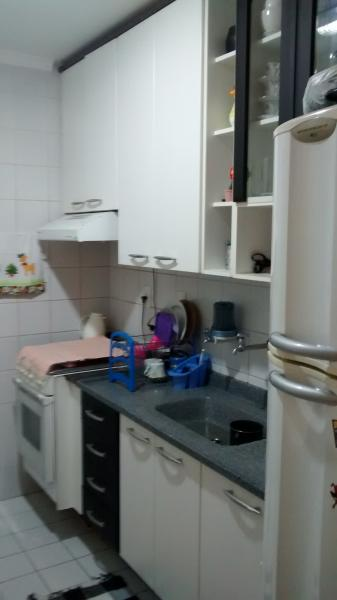Santo André: Apartamento 2 Dormitórios 56 m² Jardim Santo André - Santo André. 3