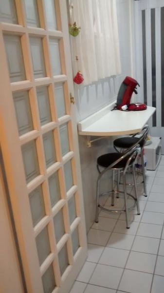 Santo André: Apartamento 2 Dormitórios 56 m² Jardim Santo André - Santo André. 4