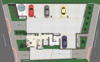 Criciúma: Studio Glorenza residencial Centro Criciúma 7