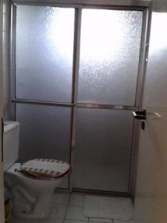 Santos: Apartamento na Enseada Guarujá  02 Dormitórios 02 banheiros 01 vaga com elevador e sacada 7