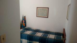 Santos: Apartamento 02 Dormitórios + dep completa Enseada Guarujá lado praia R$ 220.000,00 12