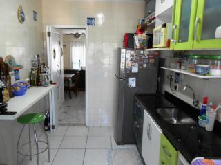 Santo André: Apartamento 2 Dormitórios 93 m² no Guarujá - Praia das Astúrias. 6