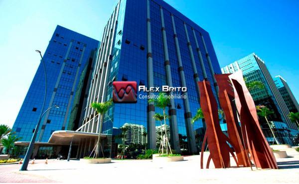 Rio de Janeiro: CEO Península, Barra da Tijuca, Salas Corporativas 1360M² 1