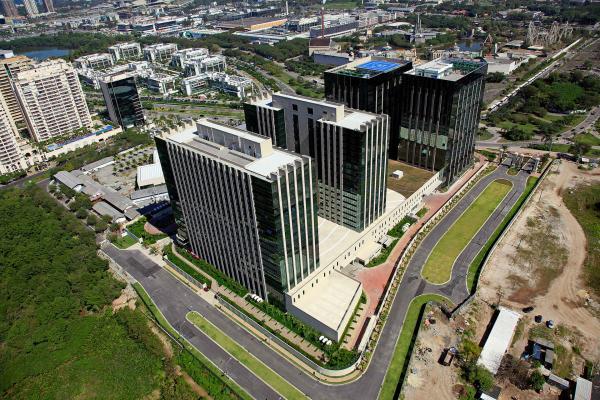 Rio de Janeiro: CEO Península, Barra da Tijuca, Salas Corporativas 1360M² 3
