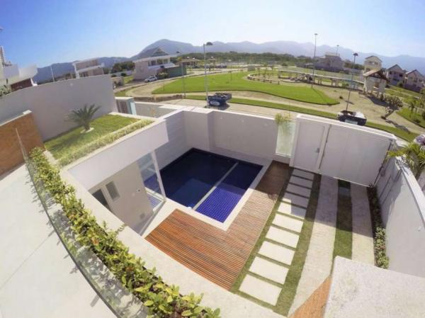 Rio de Janeiro: Condomínio Art Life Recreio, Casas de 4 Suítes 15