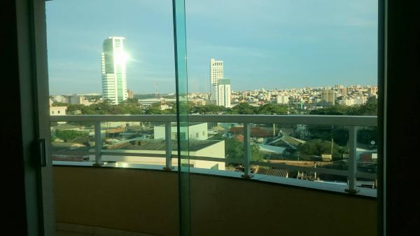 Uberlândia: apartamento centro 3