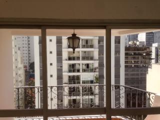 São Paulo: Apt 02 dorms sendo 01 suite com 02 vagas - 105m úteis - ar cond - sacada 2