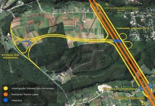 São Paulo: Àrea de 121400 m2 em Suzano, perto da SP 031 2
