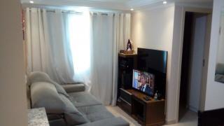 Apartamento 2 Dormitórios 47 m² em Mauá - Parque São Vicente.