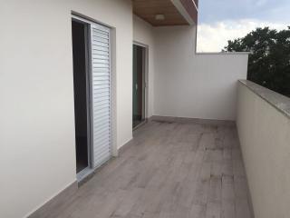 Lindo Apartamento Novo Sem Condomínio 2 Dormitórios 2 Vagas 78 m² em Santo André - Jardim Paraíso.