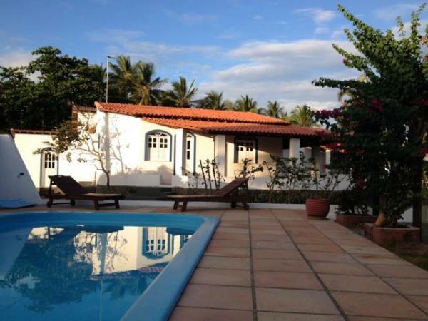 São Paulo: Resort Pousada Alto Padrão na Ilha da Itaparica 1