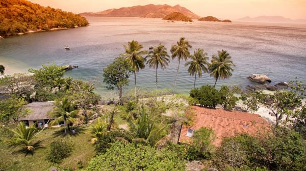 São Paulo: Bangalô Conjugado na Ilha Jaguanum 4