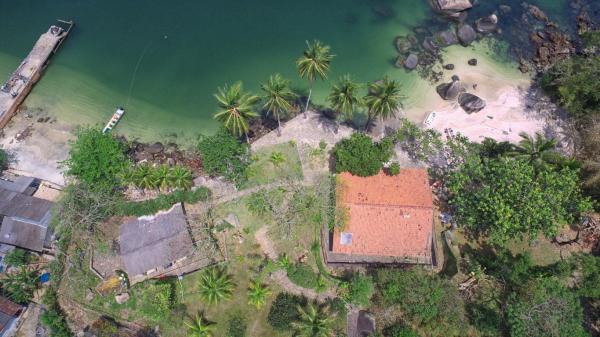 São Paulo: Bangalô 1 Suíte na Ilha Jaguanum 3