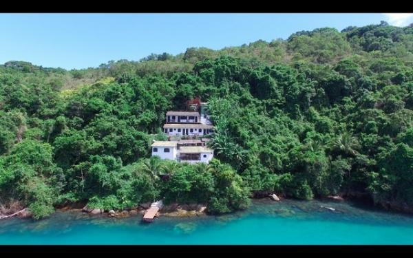 São Paulo: Pousada de Alto Padrão na Ilha Grande em localização privilegiada 1