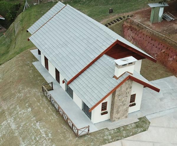 São Paulo: Casa Térrea no Vale Encantado com 170 m² Área Construída 2
