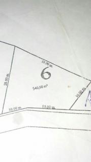 Terreno com 540 m² na Rodovia Itabuna-Ilhéus