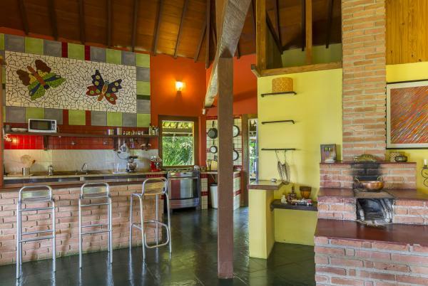 São Paulo: Grande Área Panoramica com Restaurante e Casas em Parati 4