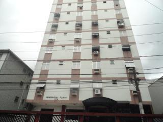 São Vicente: Apartamento 2 dormitorios, suite + dep. empregada 1