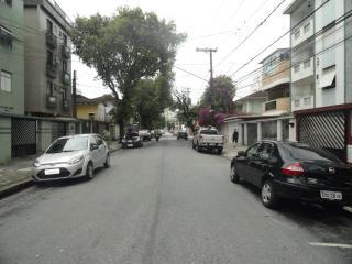 São Vicente: Apartamento 2 dormitorios, suite + dep. empregada 2
