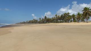 Área Litorânea à Venda de 500.000 m² na Bahia