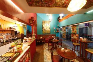 Santo André: Lindo Café, Bistrô e Restaurante à La Carte no Centro de Santo André. 1