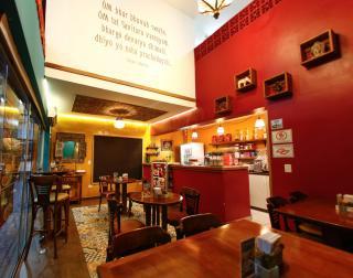 Santo André: Lindo Café, Bistrô e Restaurante à La Carte no Centro de Santo André. 2