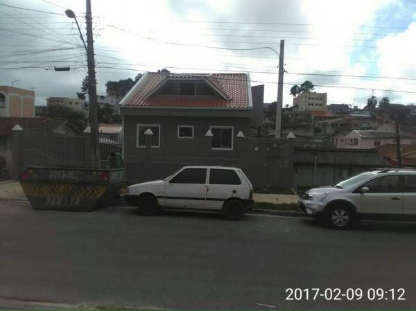 Curitiba: Residência no Santa Cândida - Ref 303R 4