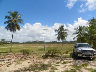Grande Área com 177 ha e 733 m linha mar em Jandaíra