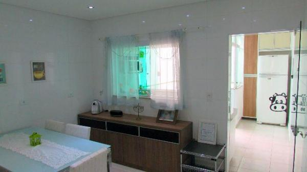 Santo André: Sobrado 4 Dormitórios 191 m² em Santo André - Jardim Paraíso. 2